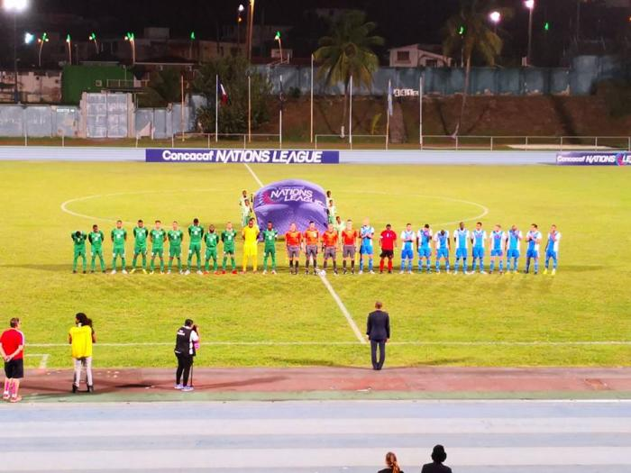 CONCACAF : un nul qui n'arrange pas les Gwadaboys