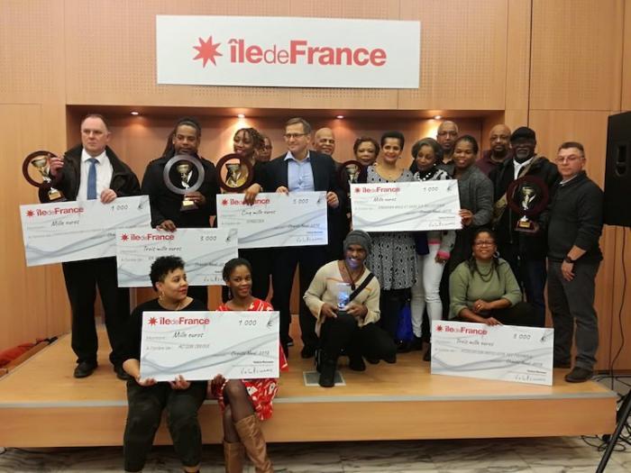 Concours des Chanté Nwel en Ile de France : remise des prix