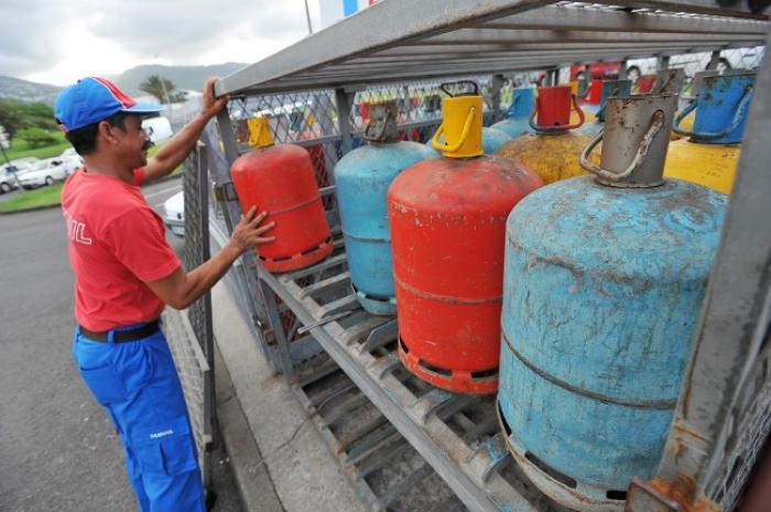 Conflit SBMT-Total  : la livraison des bouteilles de gaz grises et rouges stopée