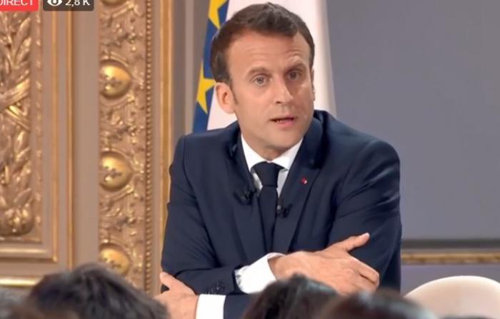Conférence d'Emmanuel Macron : l'impôt sur le revenu va baisser