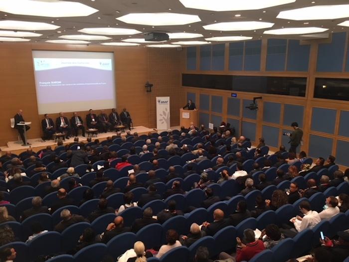 Congrès des maires : les élus d'Outre-mer réunis