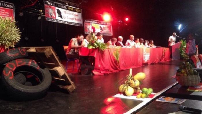 Congrès extraordinaire de la CGTM SOEM