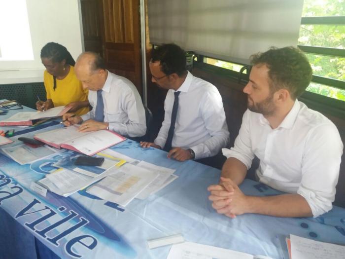 Conventions signées pour la protection des milieux aquatiques
