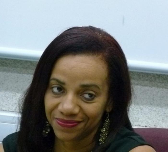 Corinne Mencé-Caster présidente de l'UA met fin à son mandat