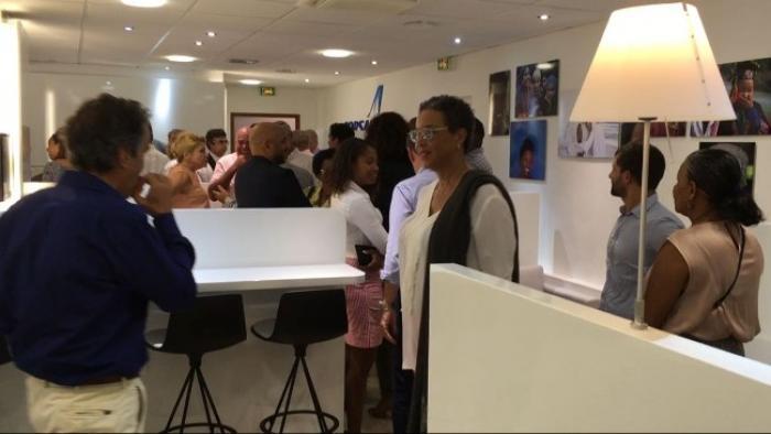 Corsair : un nouveau salon business à l'aéroport Martinique-Aimé Césaire