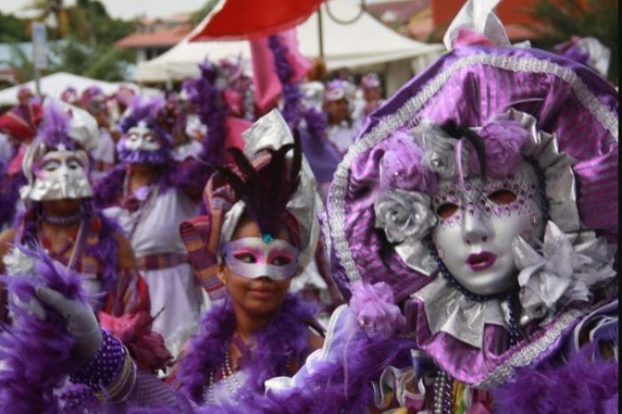 Coup d'envoi du carnaval en Guyane !