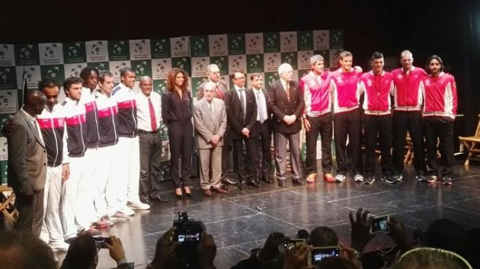 Coupe Davis : le tirage au sort a été effectué