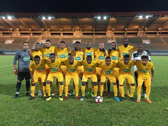 Coupe de France : l'Aiglon du Lamentin vise les 32e de finale