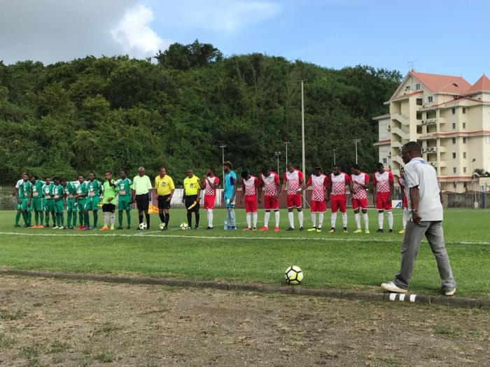 Coupe de France zone Martinique : tirage au sort du troisième tour