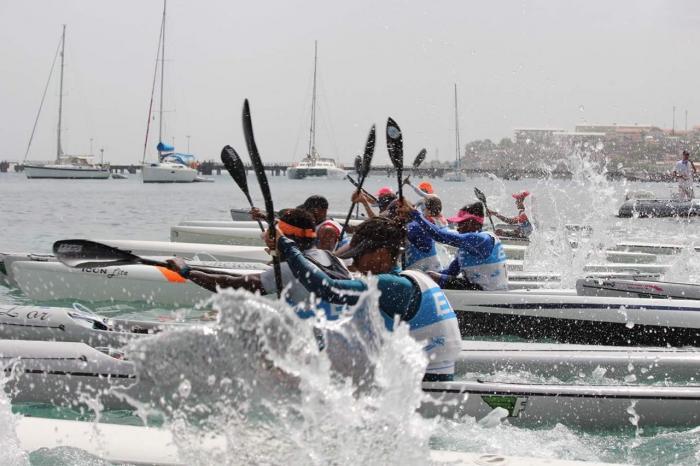 Coupe du Monde de Kayak au Portugal