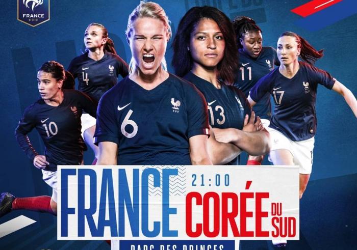 Coupe du monde féminine de football : jour J pour l'équipe de France