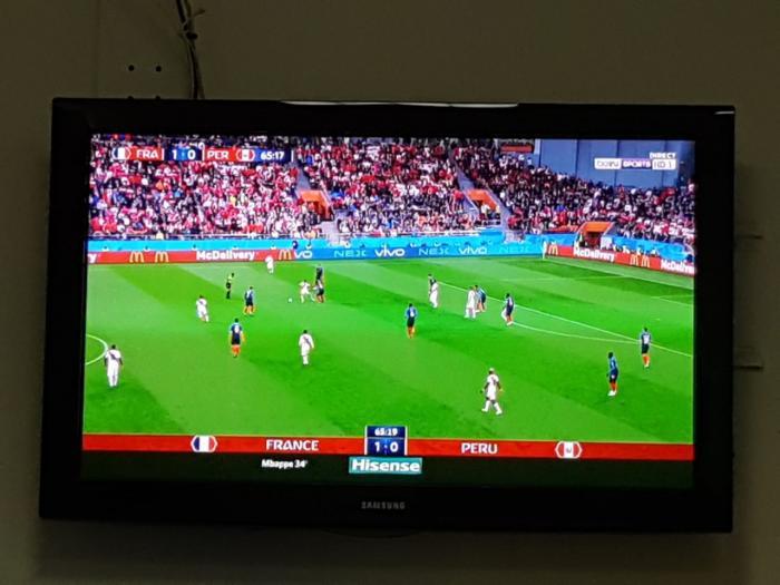 Coupe du monde : victoire de l'équipe de France et qualification pour les 8ème