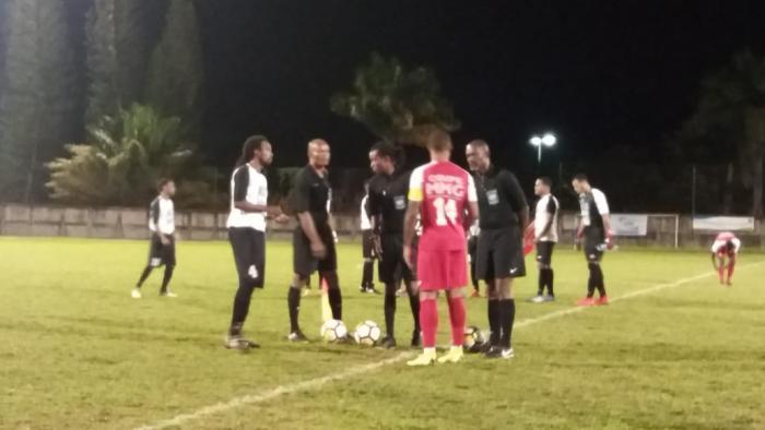 Coupe Mutuelle Mare-Gaillard : le Club Colonial gagne mais le Golden Lion se qualifie