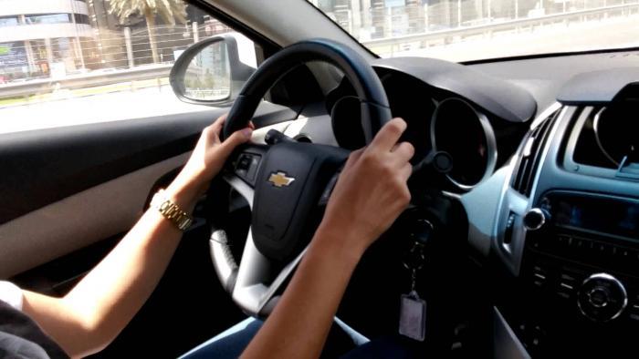 Course-poursuite avec une automobiliste à Jarry