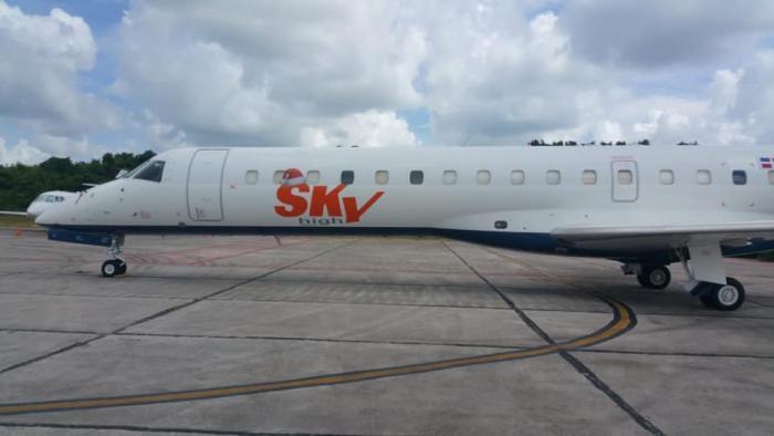 Crash aérien à Dominique : tous les passagers sont vivants