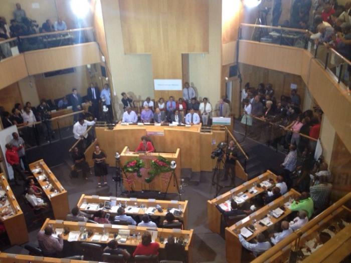 CTM : 3ème plénière de l'Assemblée de Martinique à suivre en vidéo