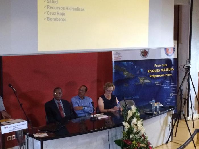 Cuba, Haïti et la Martinique réunis pour lutter contre les risques naturels