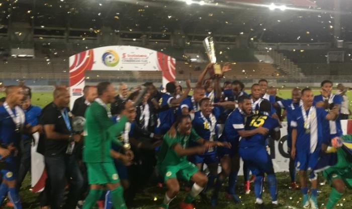 Curaçao remporte sa première Coupe des Nations de la Caraïbe