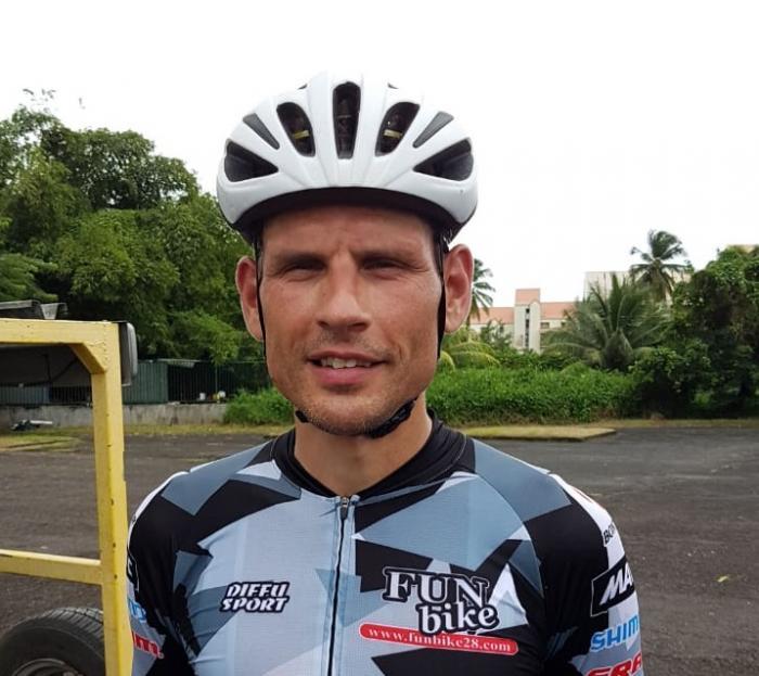 Cyclisme: Bertrand Legendre remporte la Belle Créole 2018.