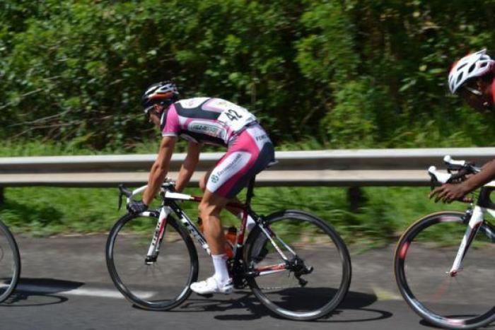 Cyclisme : Jocelyn Lamperrière remporte le mémorial Serge Denise et Charles Labéjof