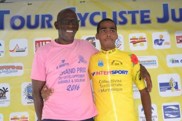 Cyclisme : Kéhan Pastel remporte la 1ère étape du Tour Cycliste Junior
