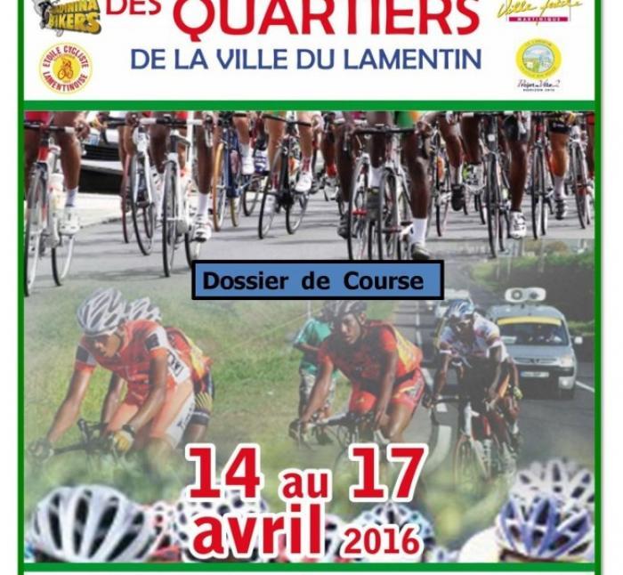 Cyclisme : le Critérium est en cours au Lamentin