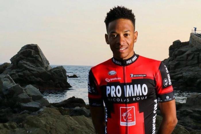 Cyclisme : Yolan Sylvestre en 10ème position de la 3ème étape de la Boucle de l'Artois