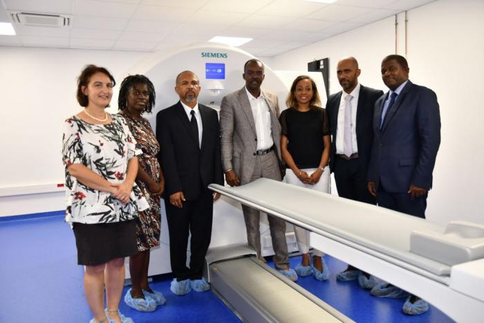 Cyclotron : ouverture officielle du Centre d'imagerie moléculaire de la Guadeloupe