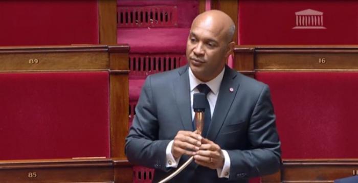 Daniel Gibbs est le nouveau président de la collectivité de Saint-Martin