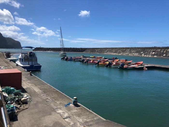 Dans le port de Grand-Rivière, les pêcheurs attendent toujours une amélioration