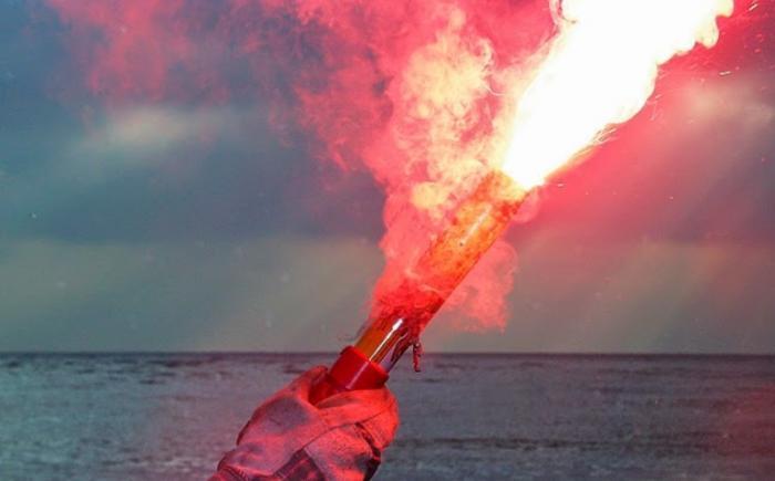 De faux tirs de fusées de détresse qui peuvent coûter cher