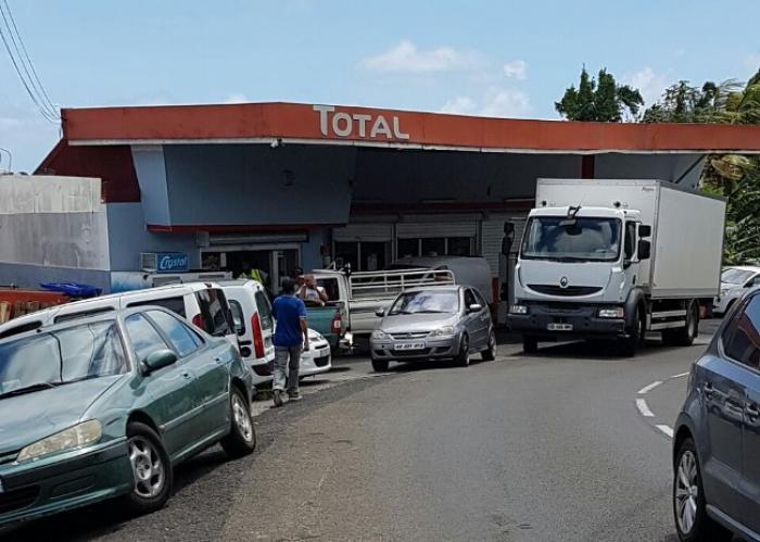 De l'eau dans l'essence au Gros-Morne : Total présente des excuses