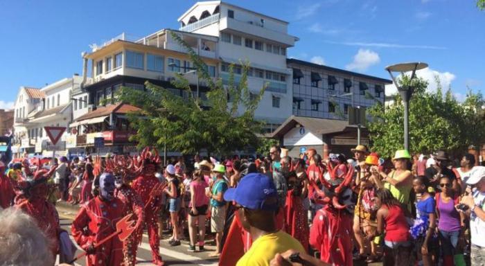 De nombreux martiniquais reviennent sur leur île juste pour le carnaval