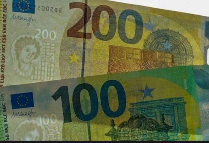 De nouveaux billets de 100 et 200 euros en circulation