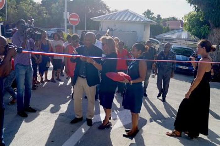 De nouveaux logements sociaux développés par la SEMSAMAR au Gosier