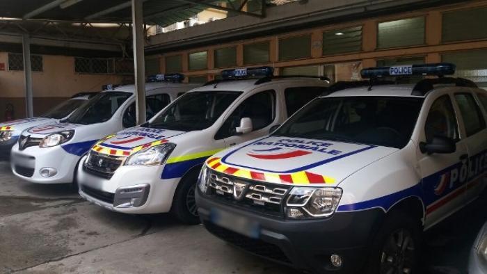 De nouveaux véhicules pour la police nationale