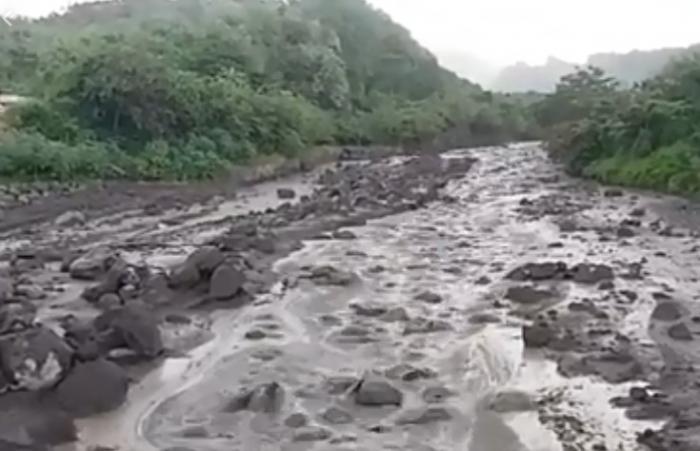 De nouvelles coulées de boue au Prêcheur, ce samedi