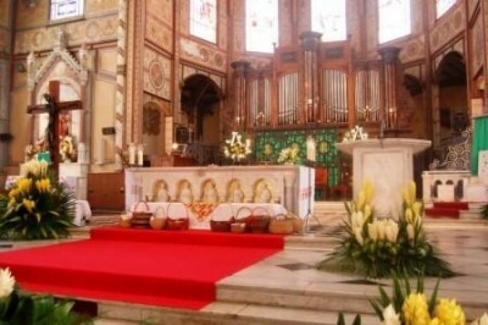 Des cambrioleurs saccagent la sacristie de la cathédrale Saint-Louis