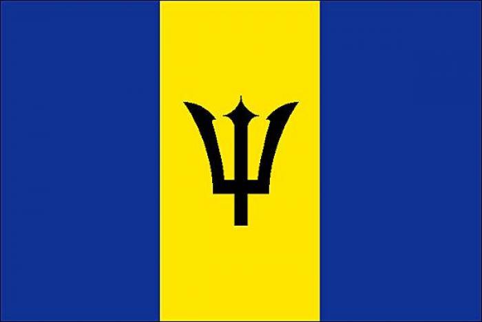Des jeunes barbadiens en séjour d'échange linguistique