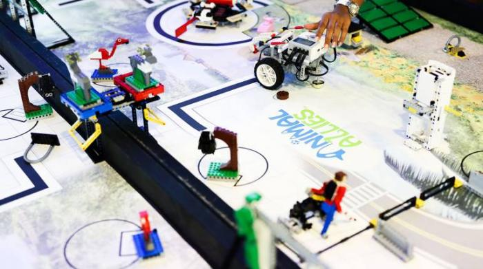 Des jeunes guadeloupéens sélectionnés pour le LEGO First
