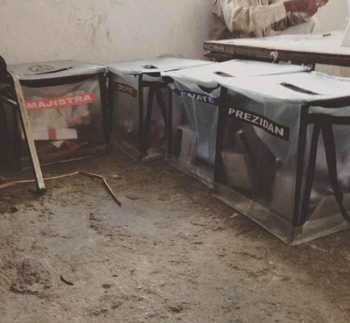 Des élections sans incidents majeurs en Haïti