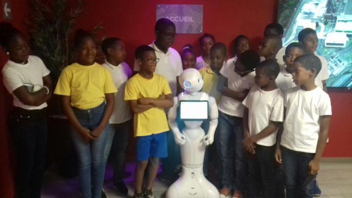 """Des élèves de primaire récompensés dans le cadre du projet """"Watty à l'école"""""""