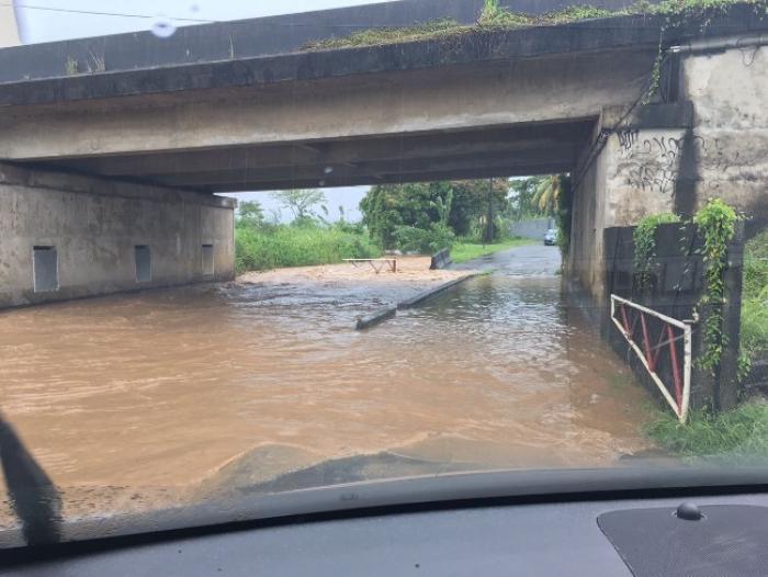 Des pluies intenses provoquent des montées des eaux