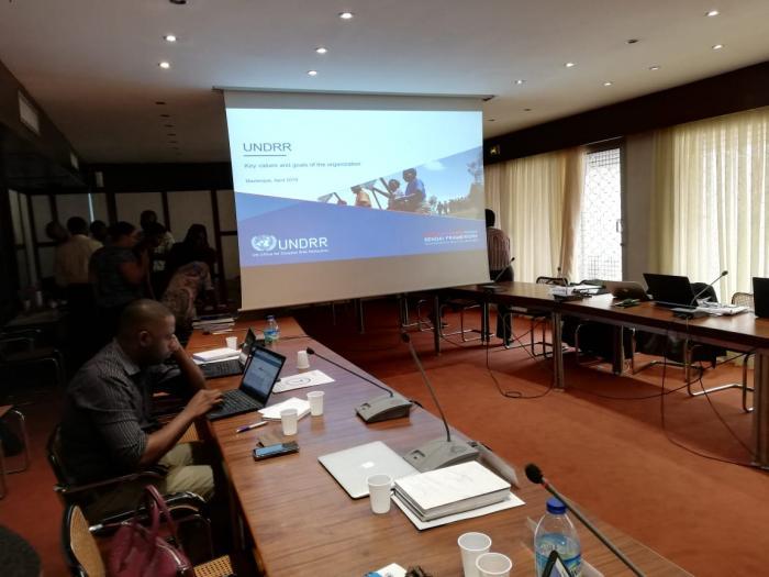 Des professionnels de plusieurs pays participent à une formation à la continuité d'activité
