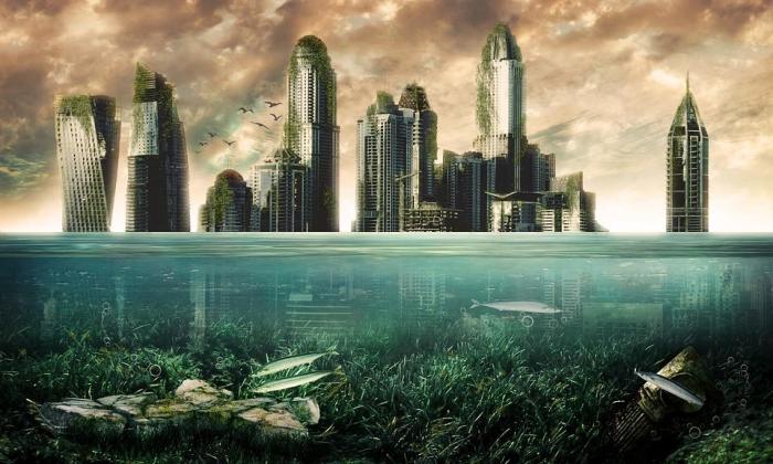 Des villes flottantes pour résister aux ouragans