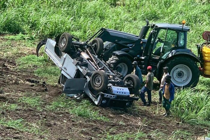Deux accidents font trois blessés dans le nord Caraïbe