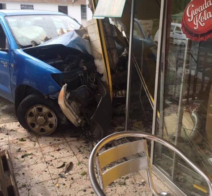 Deux accidents à Boisvin