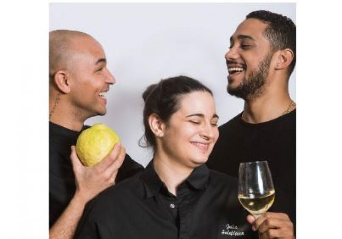 Deux Martiniquais à l'assaut de la haute gastronomie