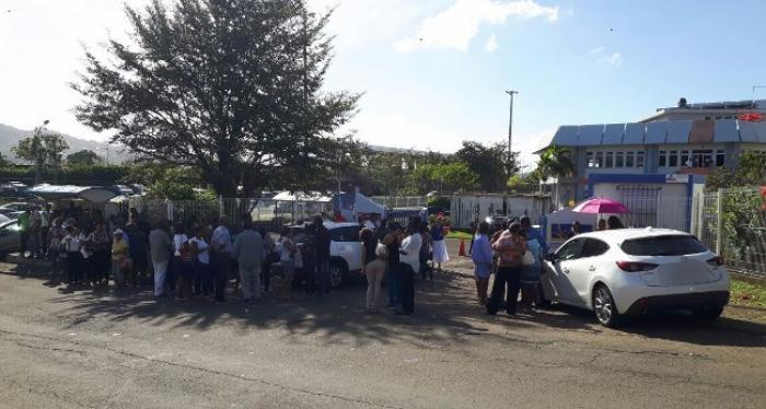 Deuxième jour de grève à la CGSS