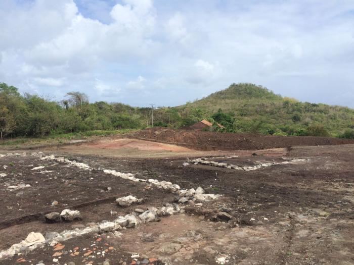 Diamant : un site archéologique ouvert au public